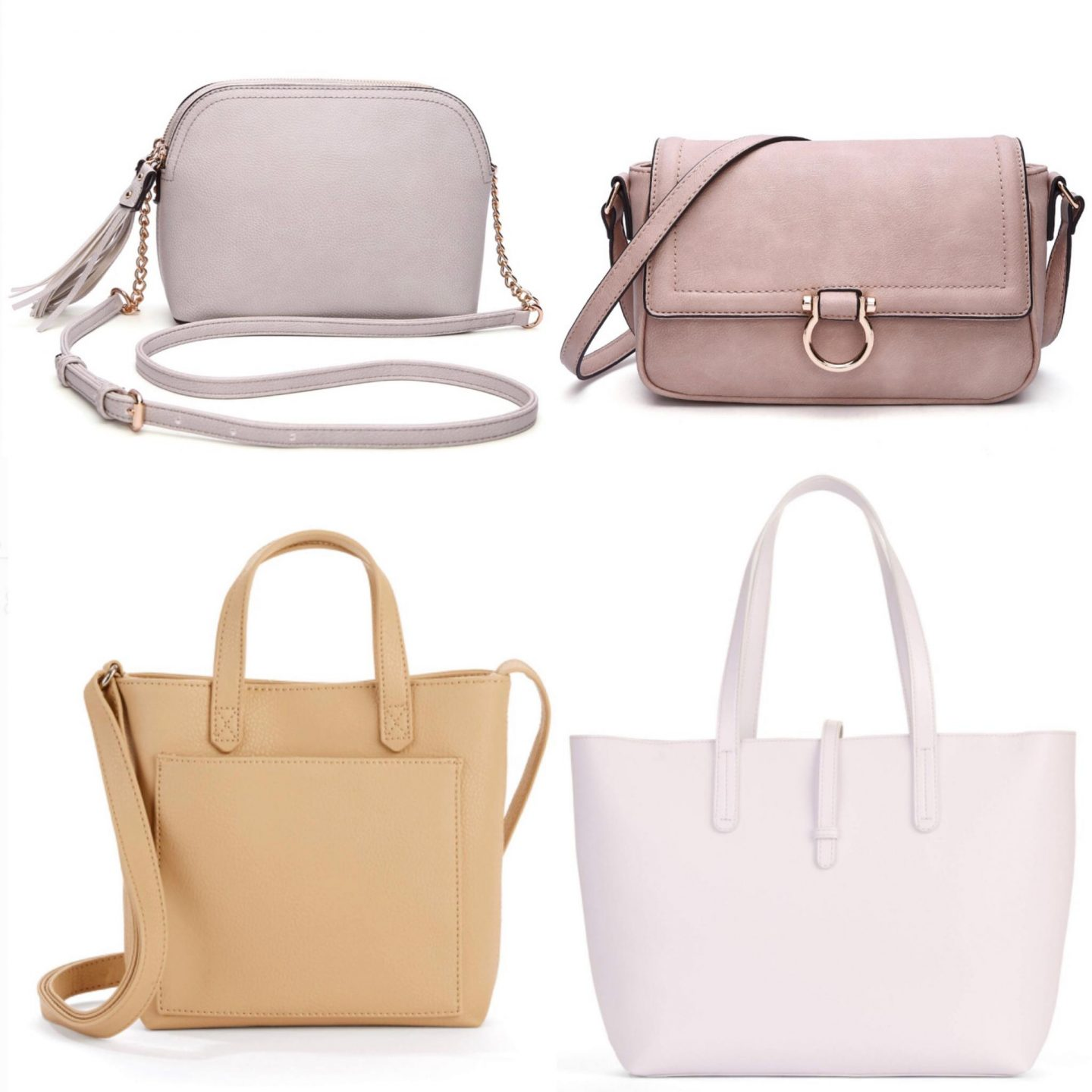 Cute and affordable spring bags from Walmart