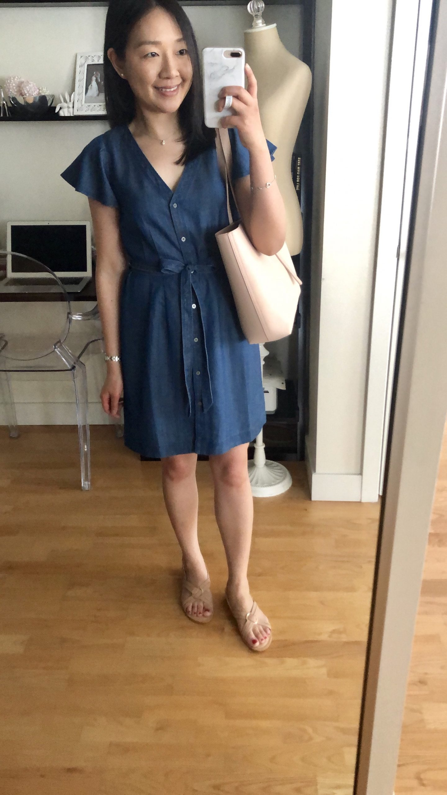960a5c95d4 Huge LOFT Spring Haul  Try-Ons   Reviews - what jess wore