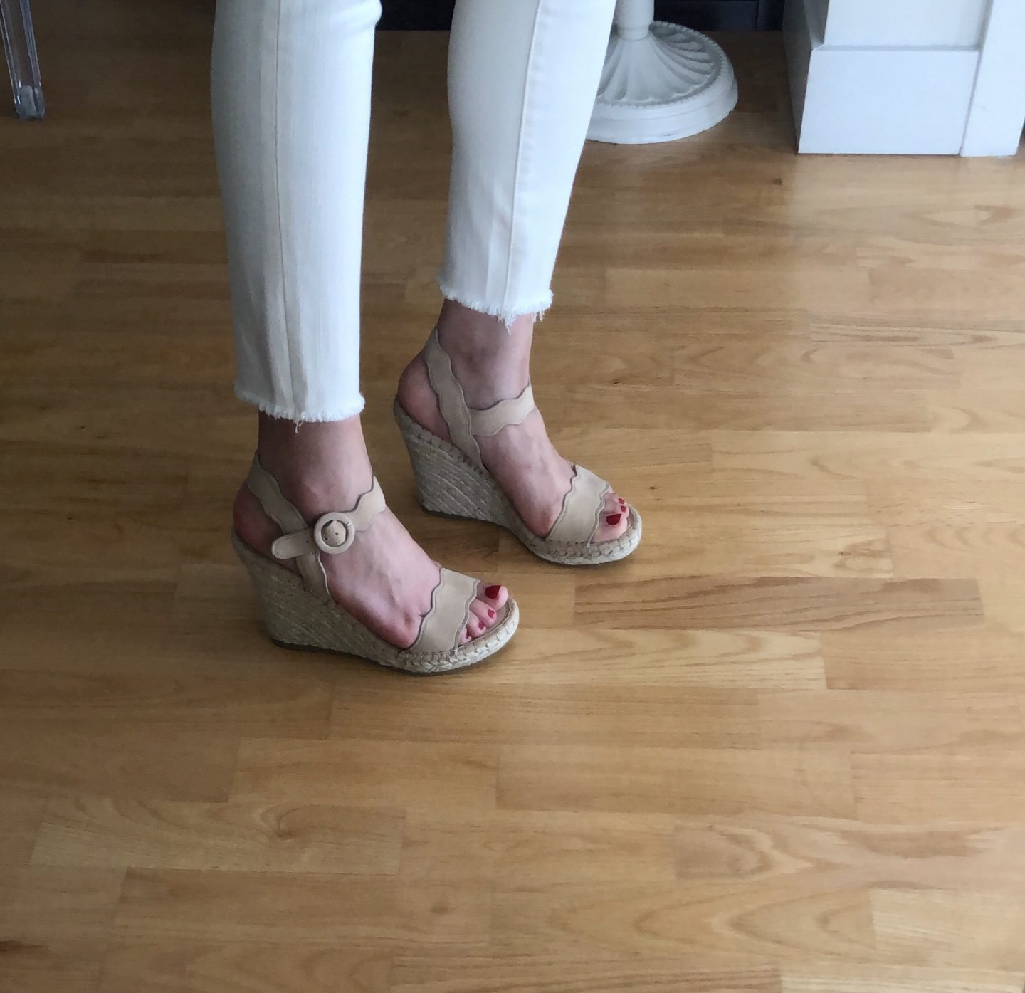 2709eed42da Spring Shoe Haul & Reviews - what jess wore