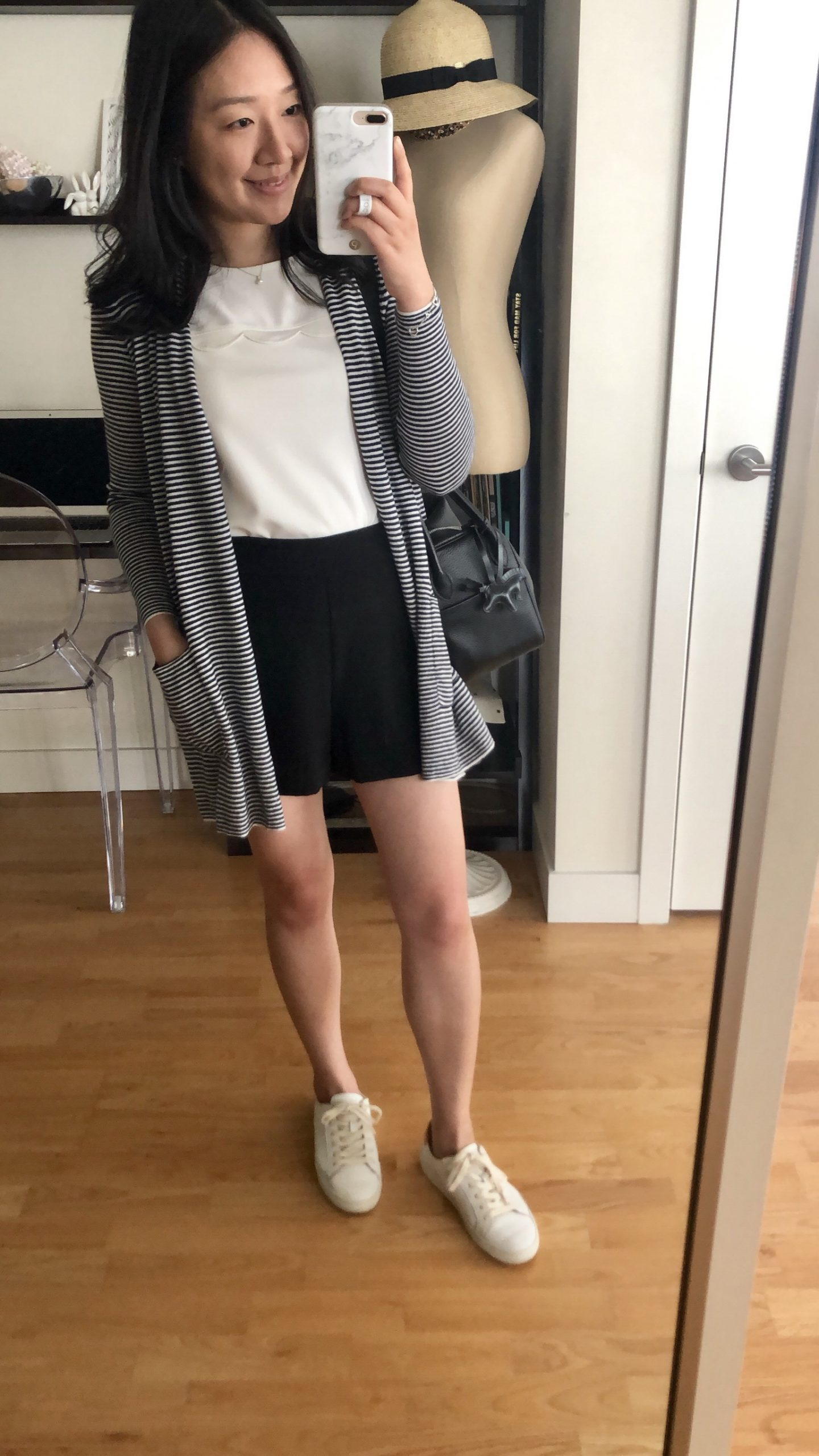 40f9d056f0 Dyson Airwrap + LOFT Try-Ons & Reviews - what jess wore