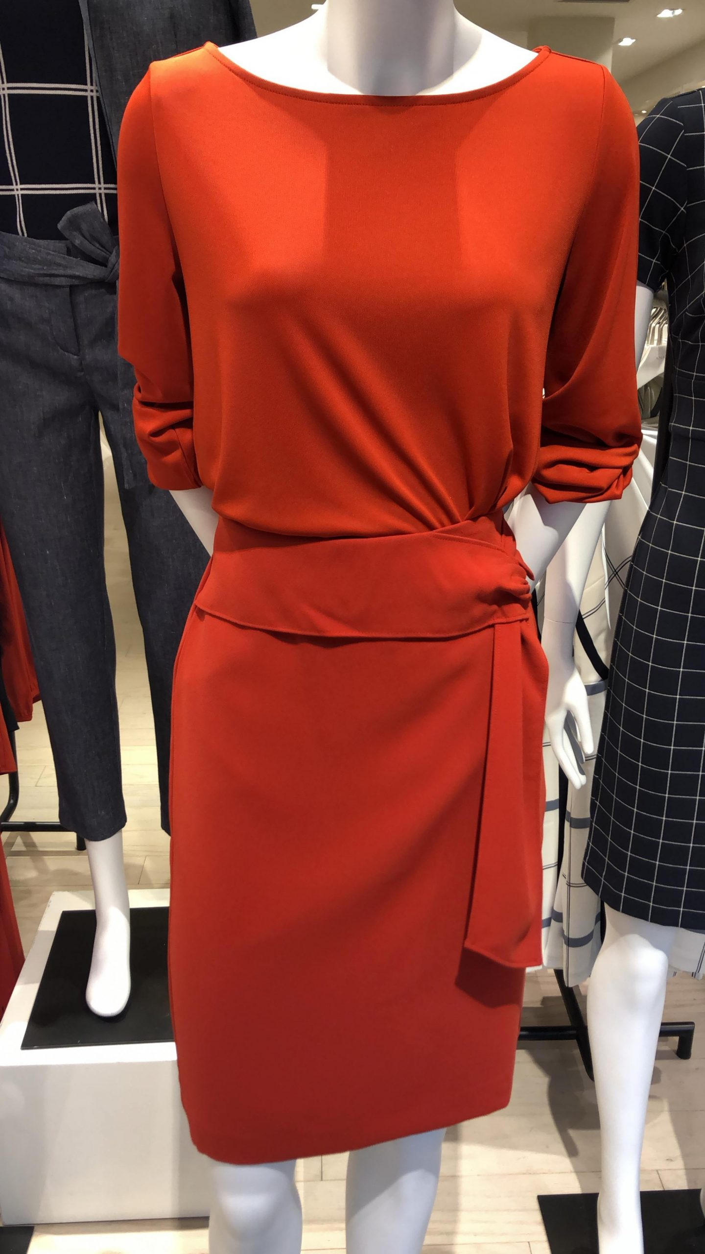 Ann Taylor Red Spring Outfit Inspiration
