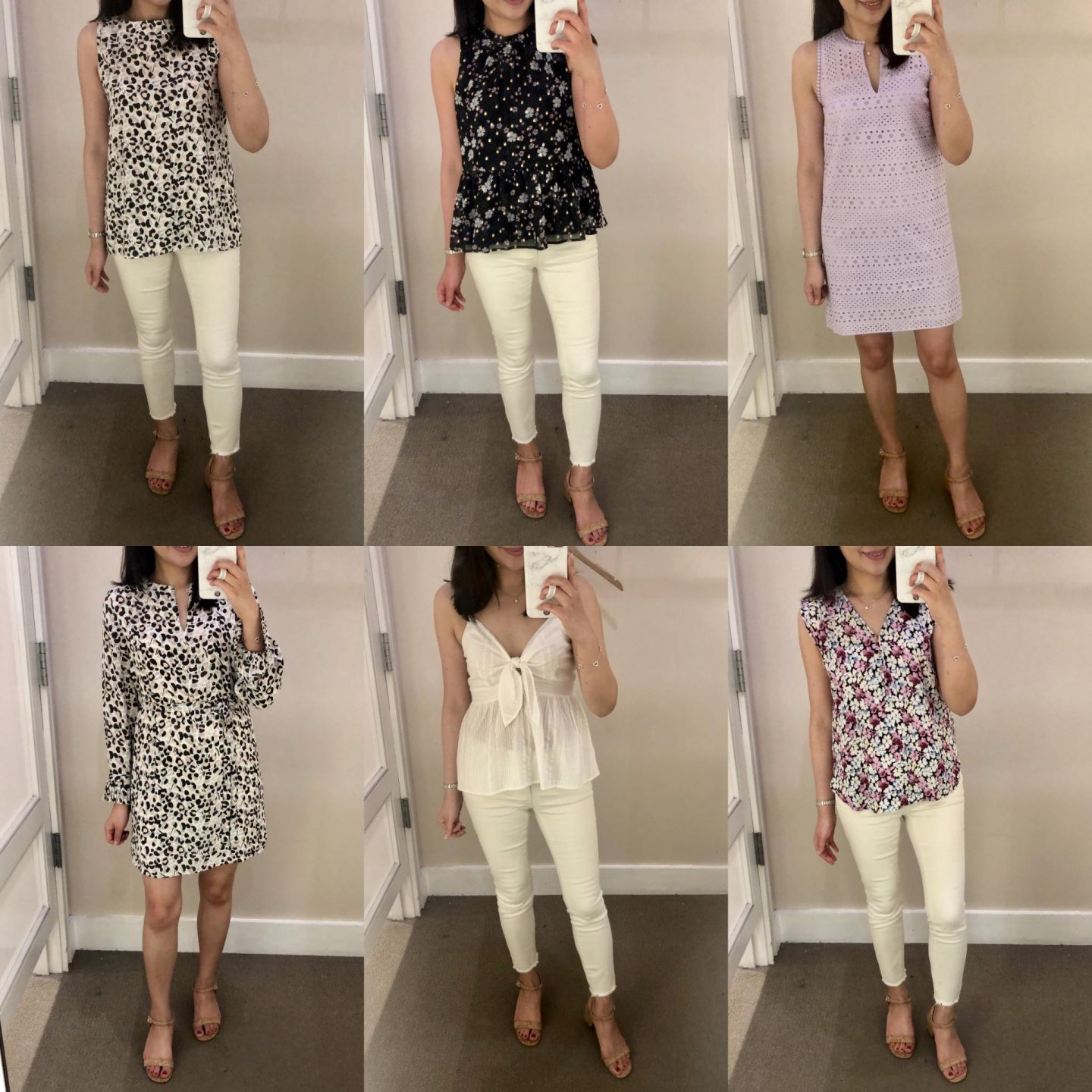 LOFT Reviews on www.whatjesswore.com