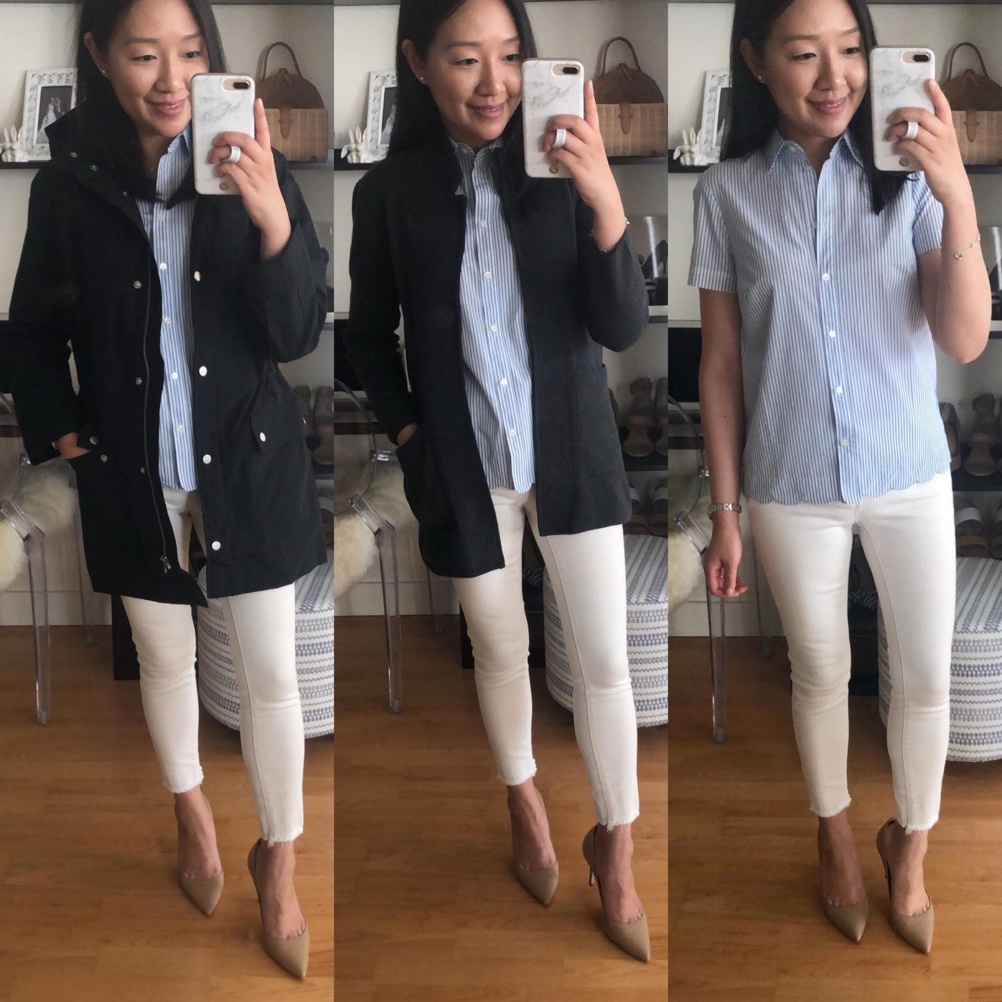 J.Crew Factory Reviews on www.whatjesswore.com
