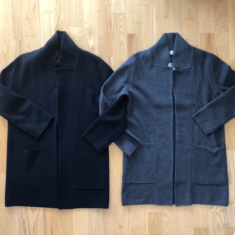 J.Crew versus J.Crew Factory Sweater Blazers
