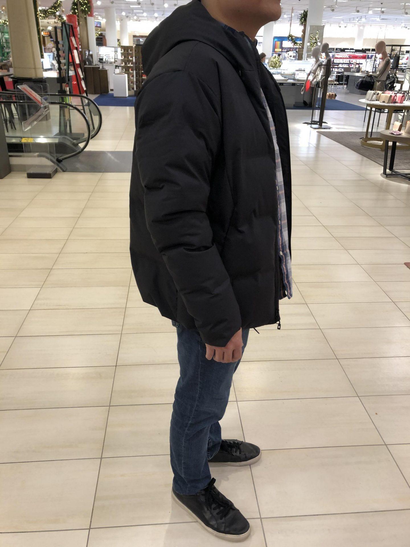Patagonia Jackson Glacier Jacket, size XL