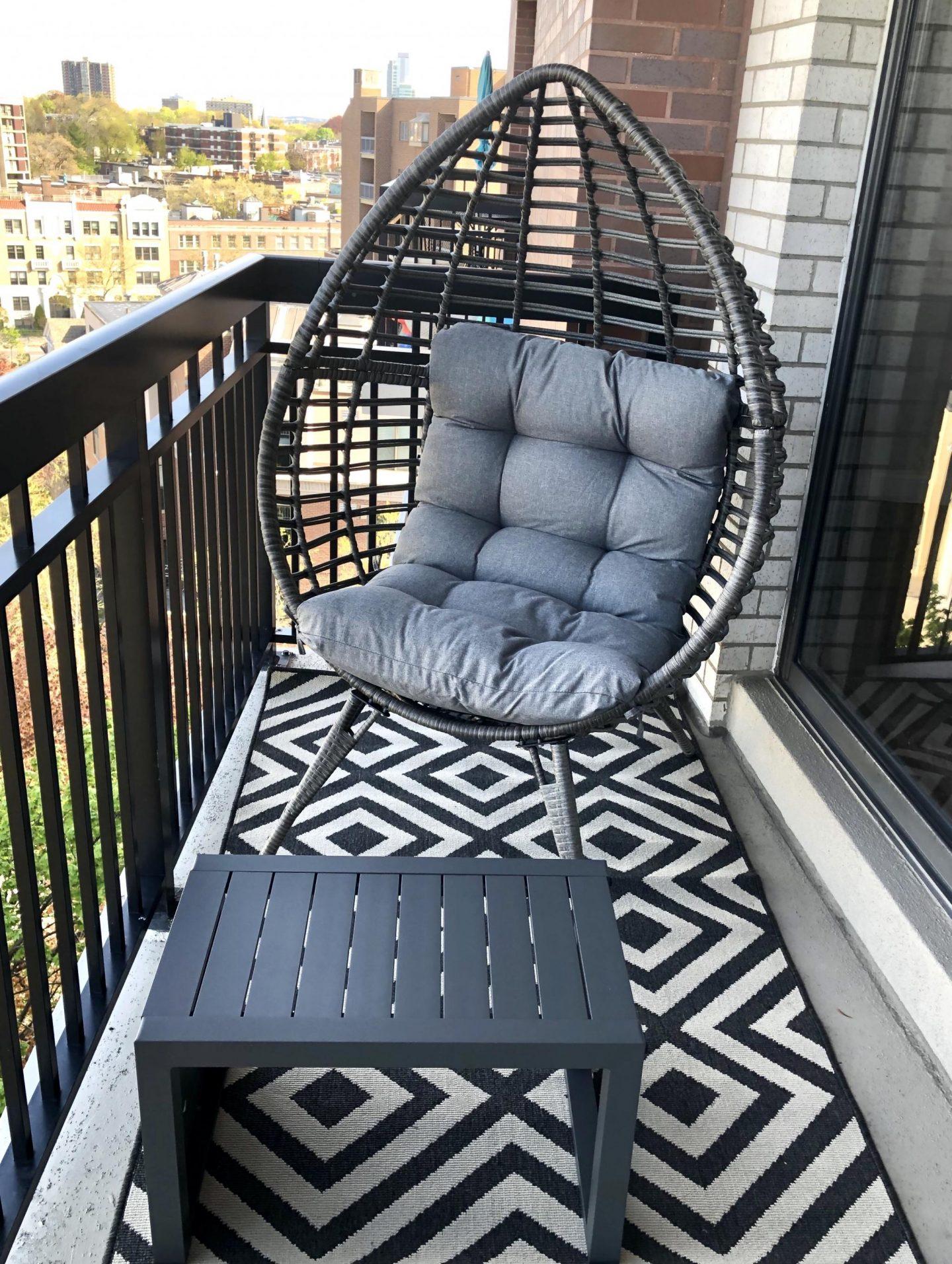 Egg Chair Patio Furniture