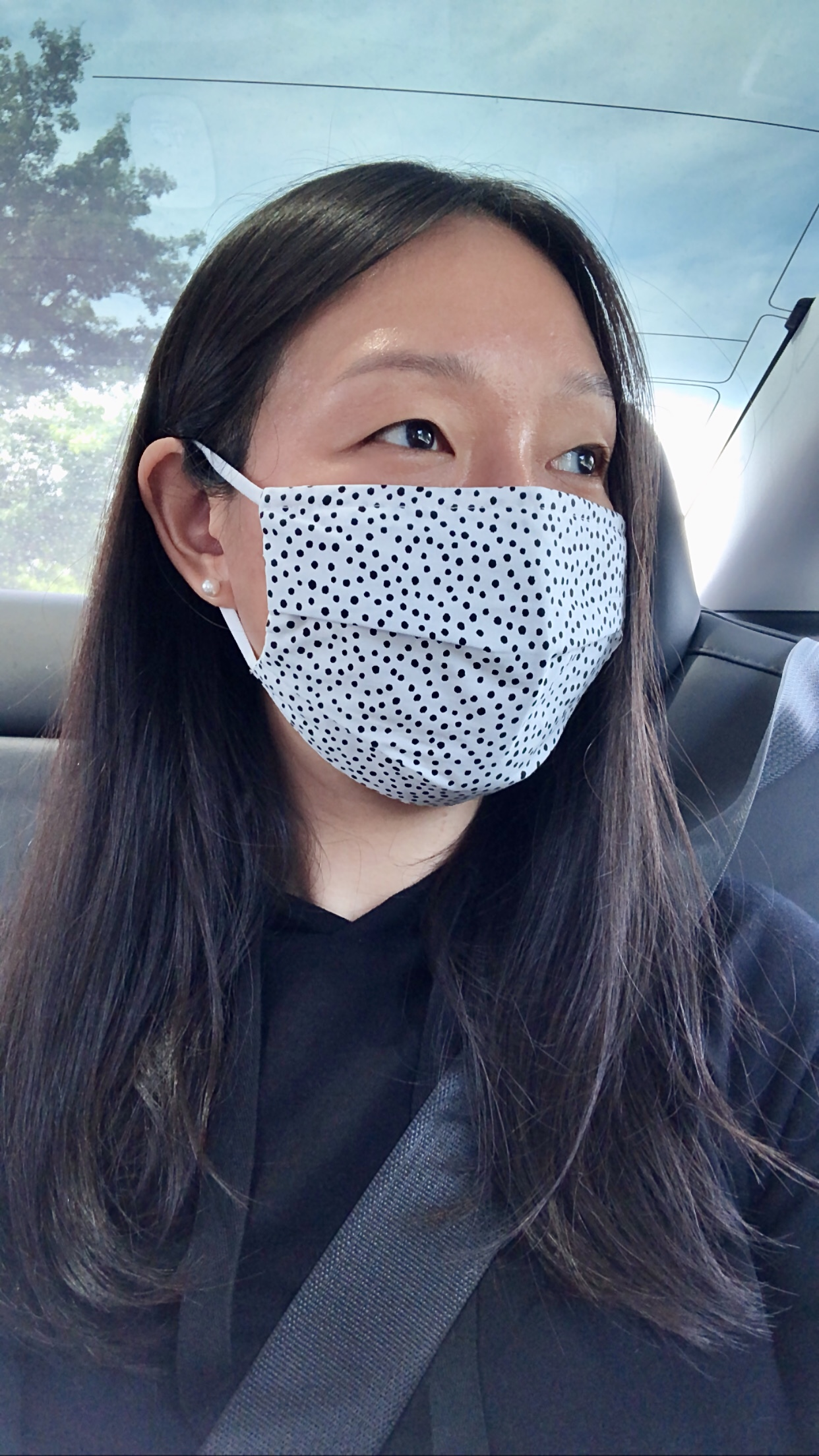 Banana Republic Factory Adult Face Mask