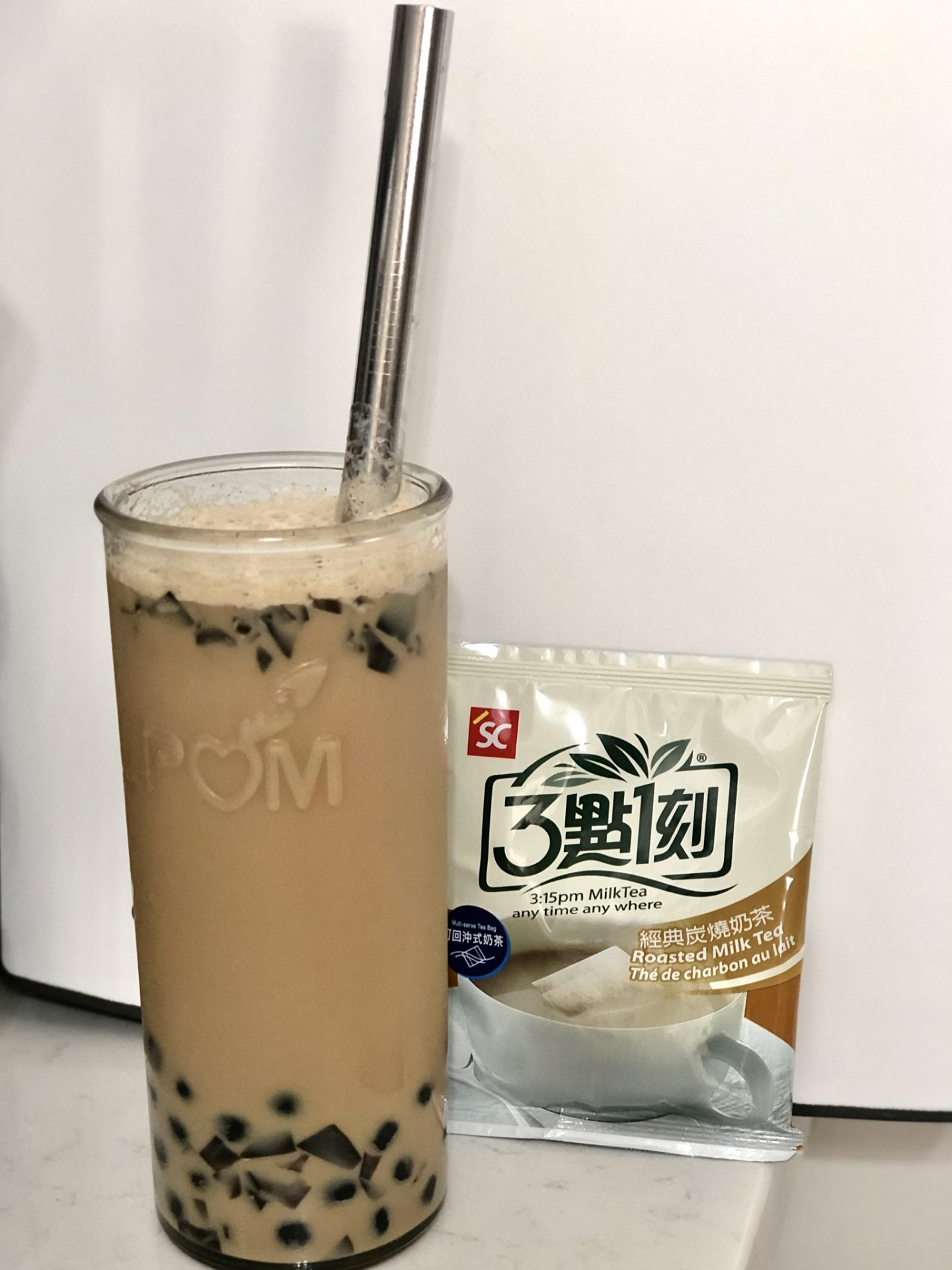 Bubble Tea At home