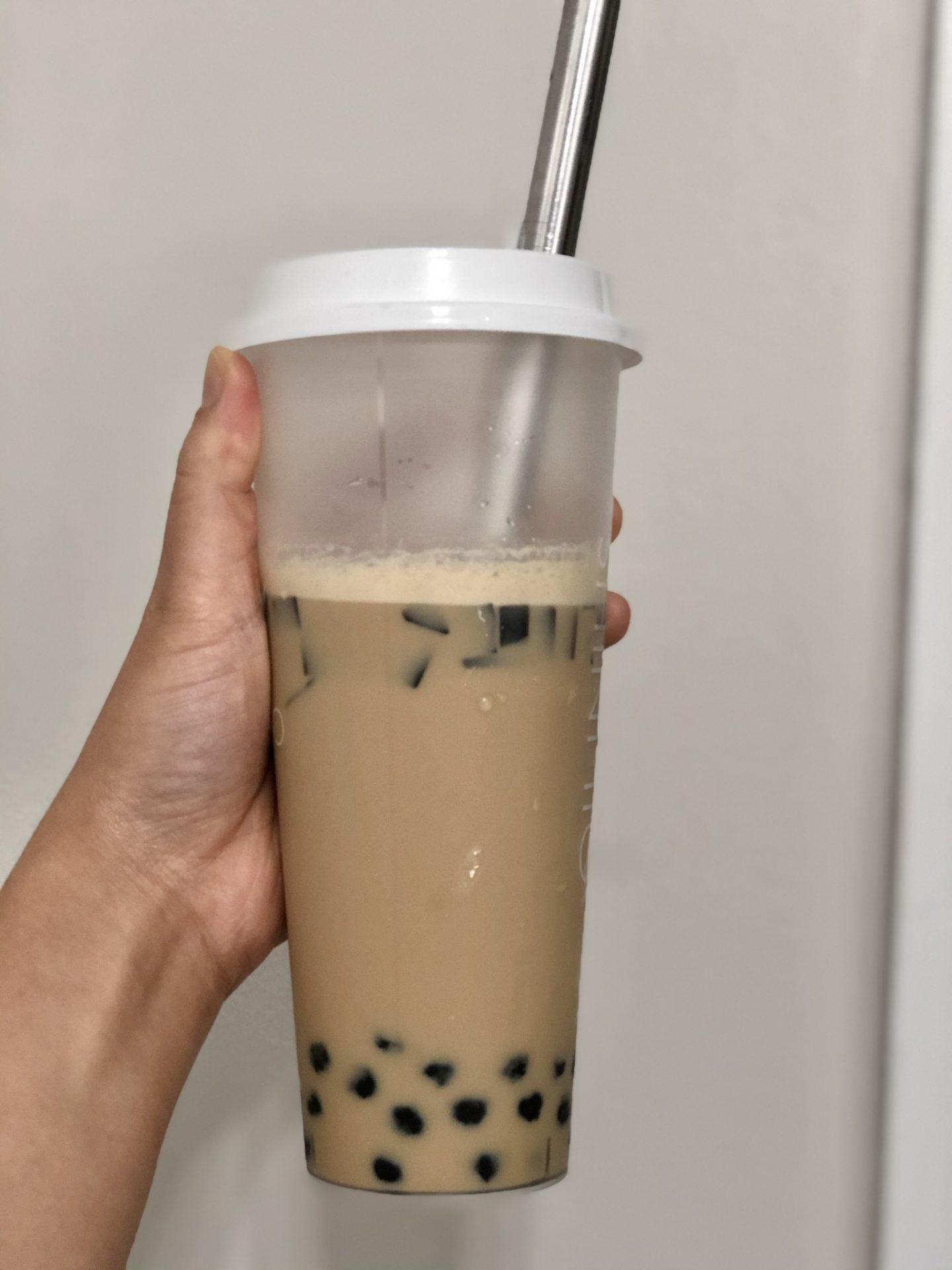 Bubble Tea at Home