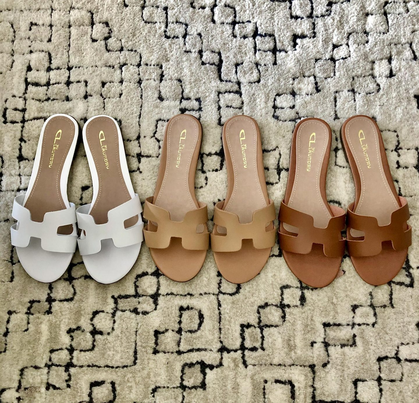 Chinese Laundry Artist Leather Sandal