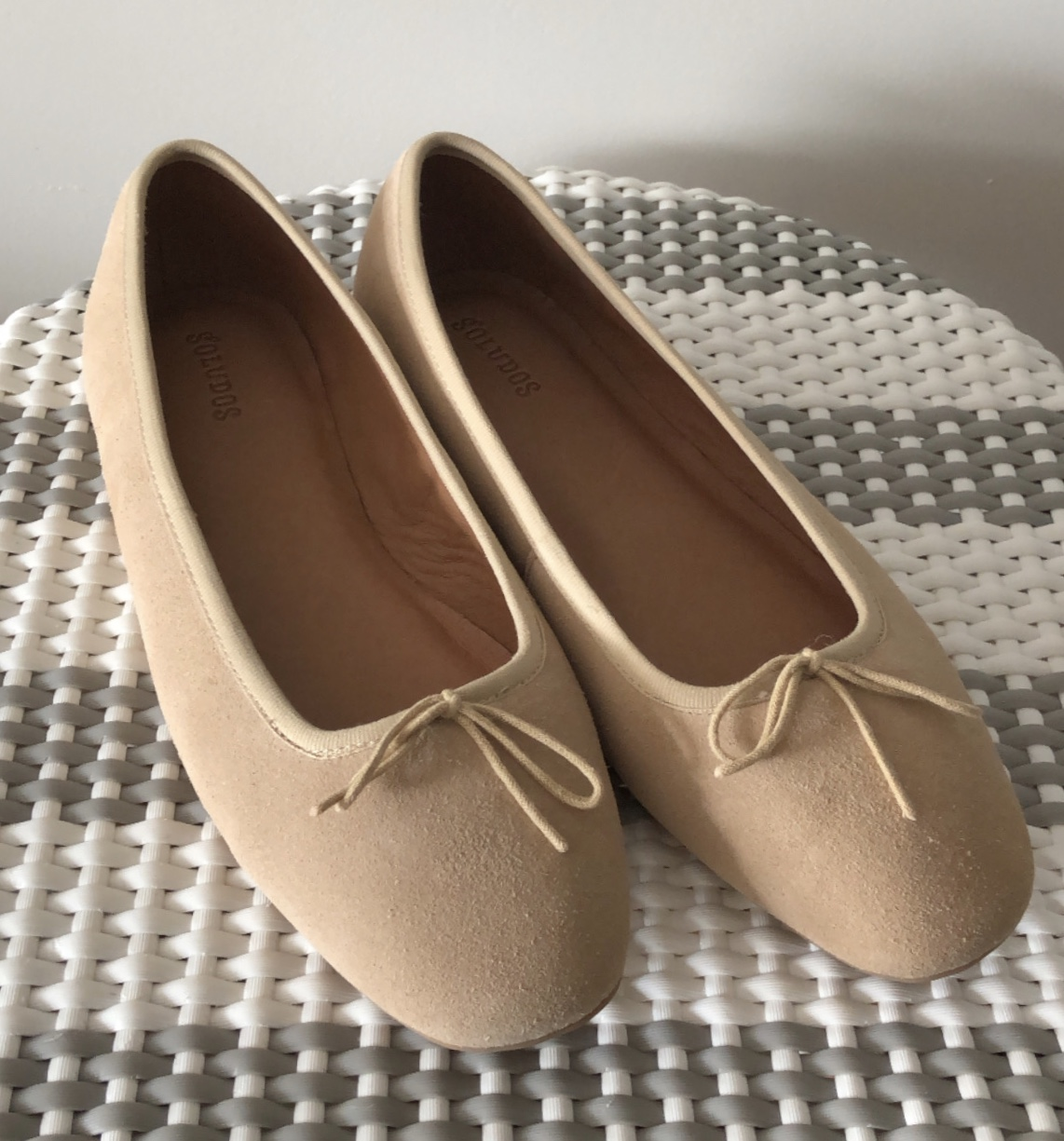 Soludos Darby Ballet Flat