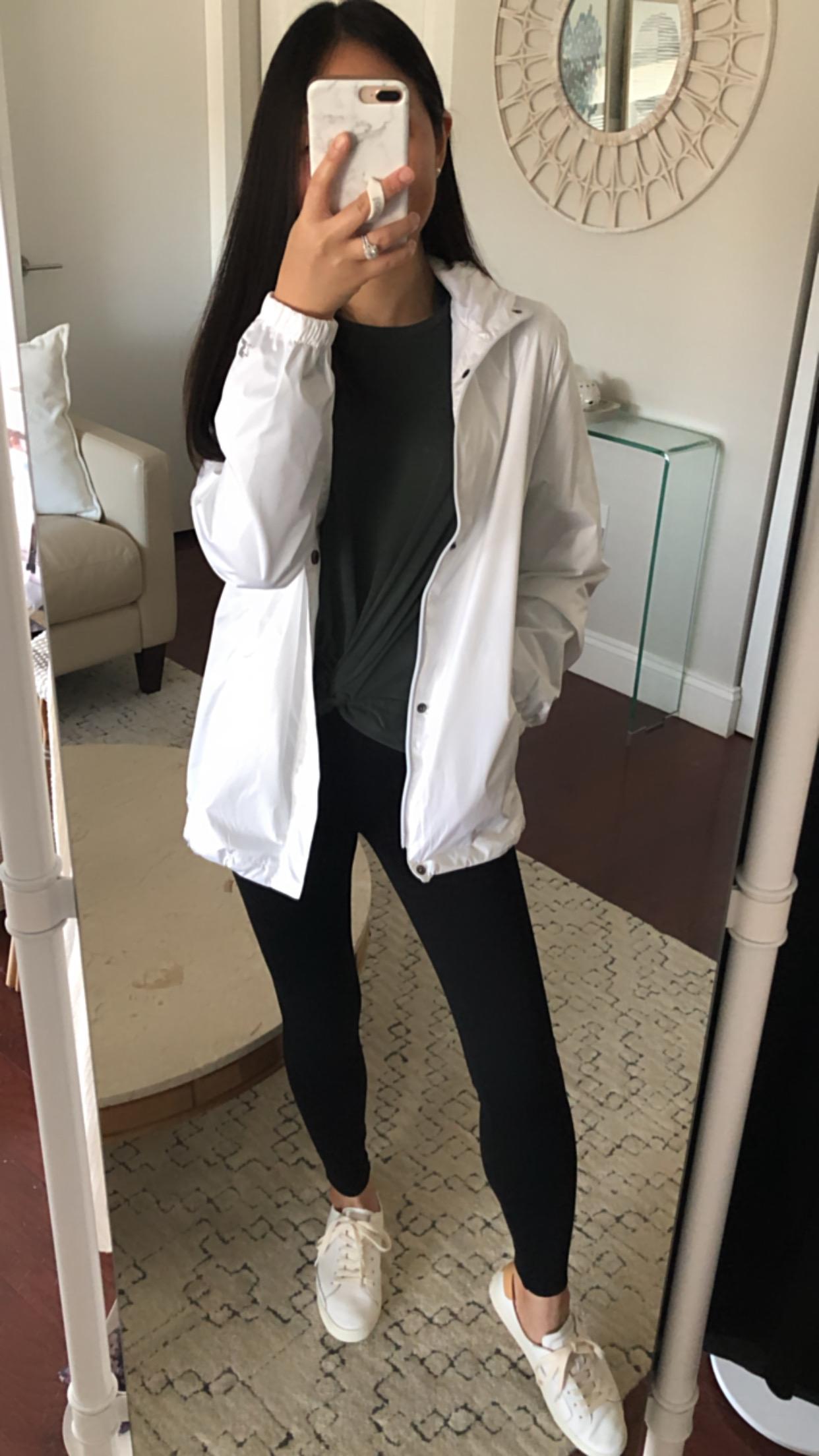 Starter Women's Waterproof Breathable Jacket, size XS