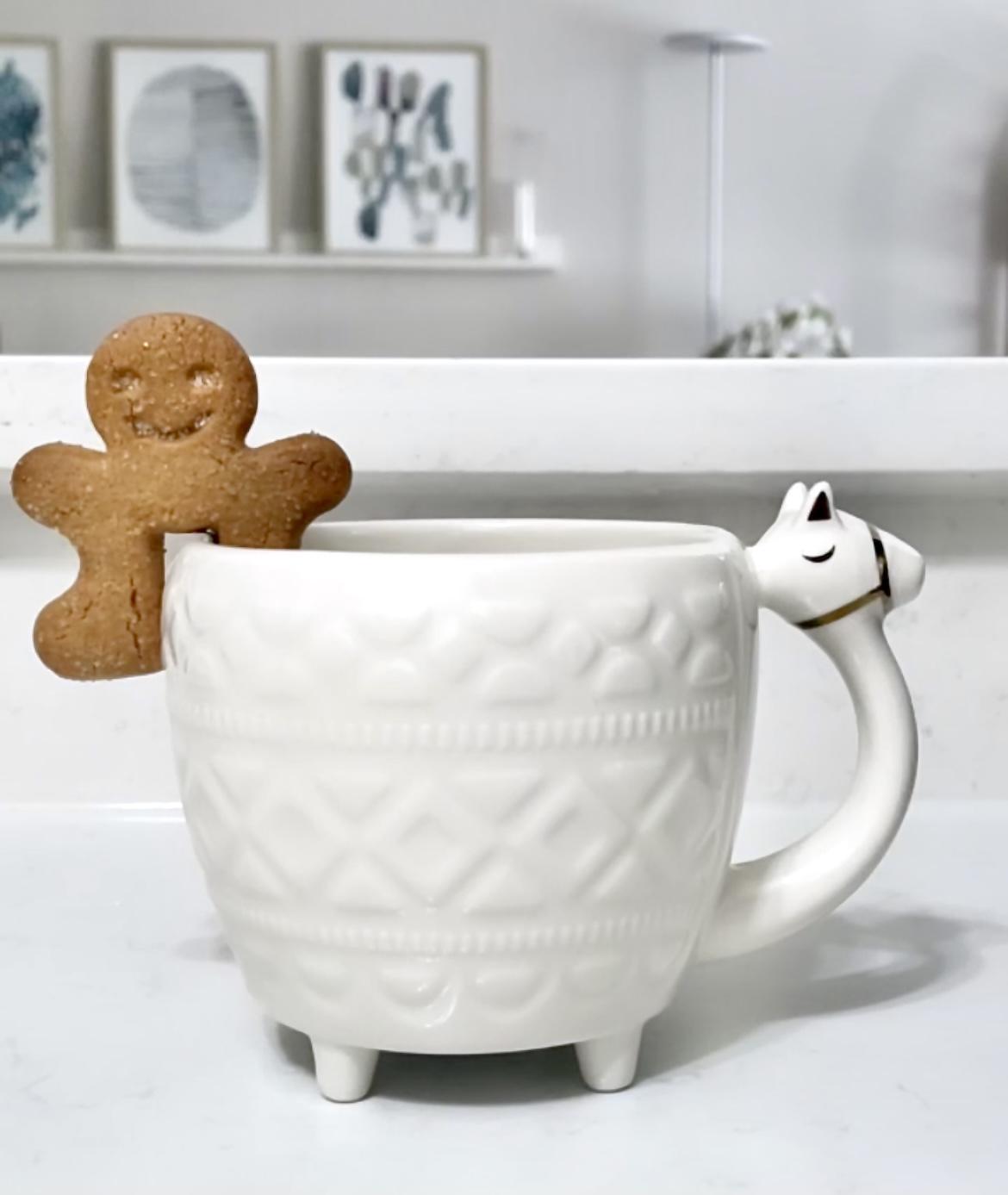 Opalhouse Stoneware Camel Mug