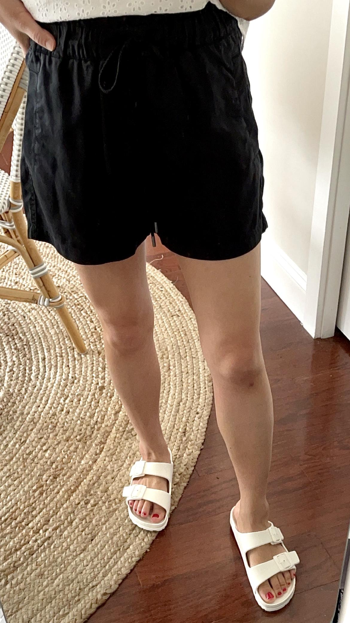 LOFT Pull On Shorts in Soft Twill, size XXS regular