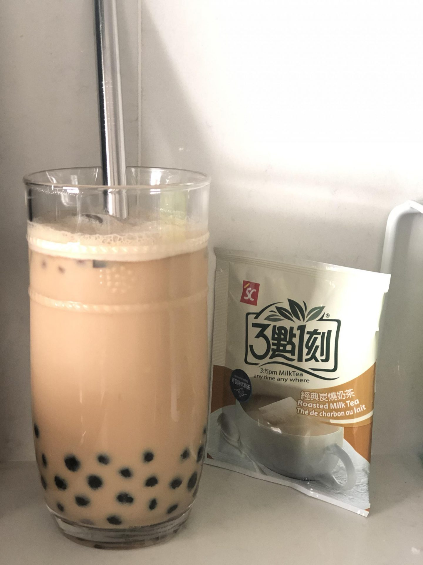 3:15 Roasted Milk Tea