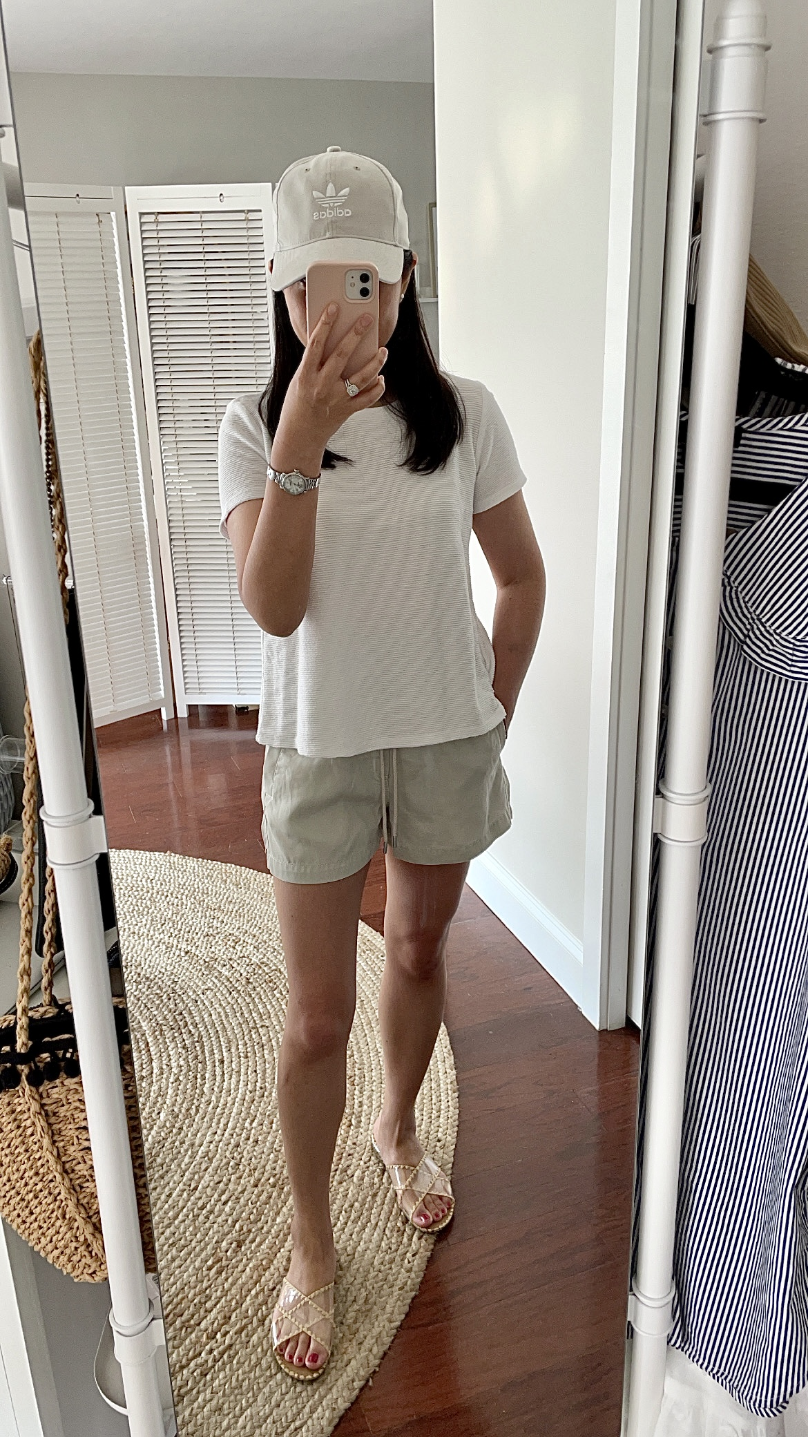 LOFT Pull On Shorts in Soft Twill, size XSP