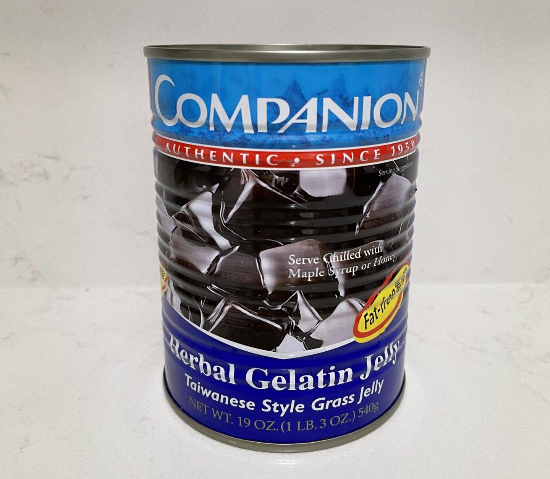 Companion Herbal Jelly