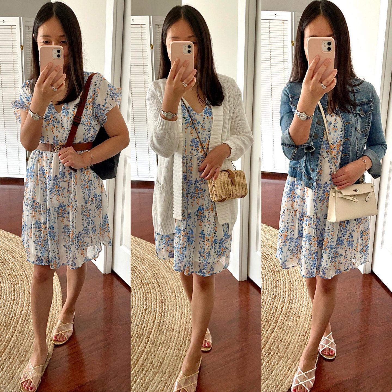 Amazon Dress Styled 3 Ways