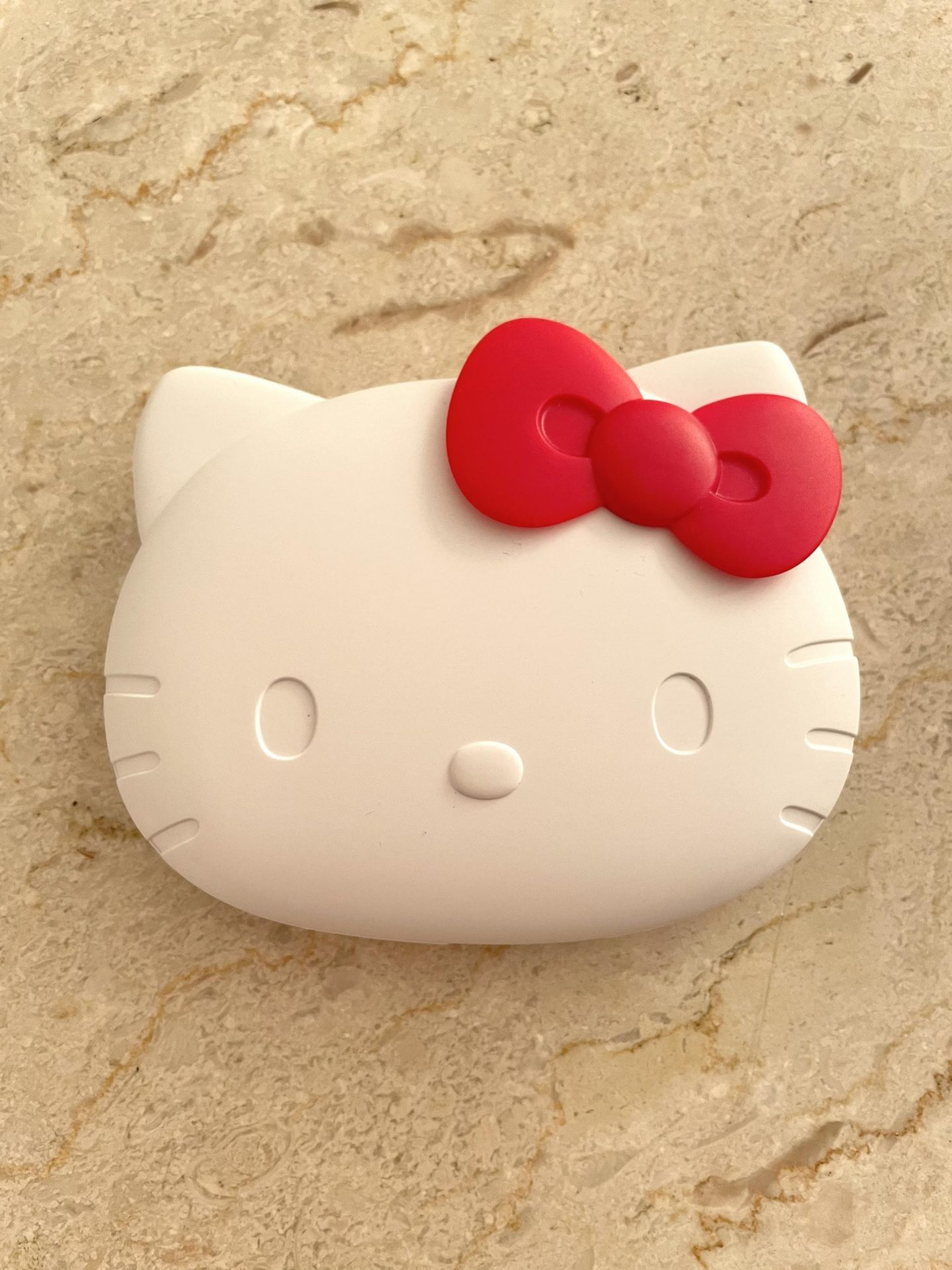 Impressions Hello Kitty Kawaii Compact Mirror with Touch Sensor Switch
