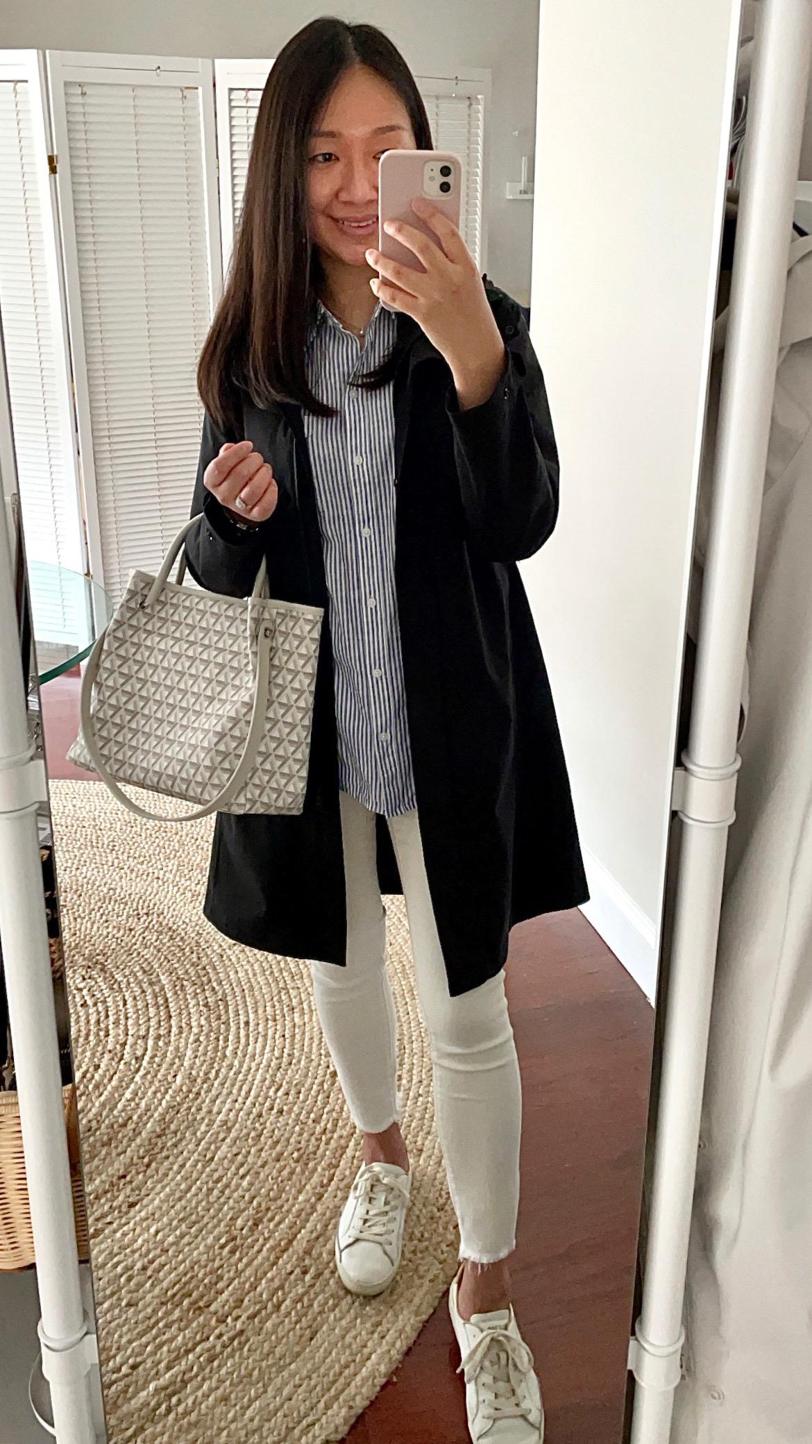 Uniqlo Women Blocktech Coat, size XXS