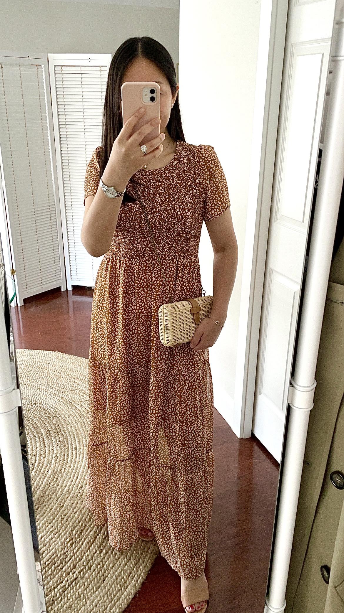 Zattcas Maxi Dress, size S